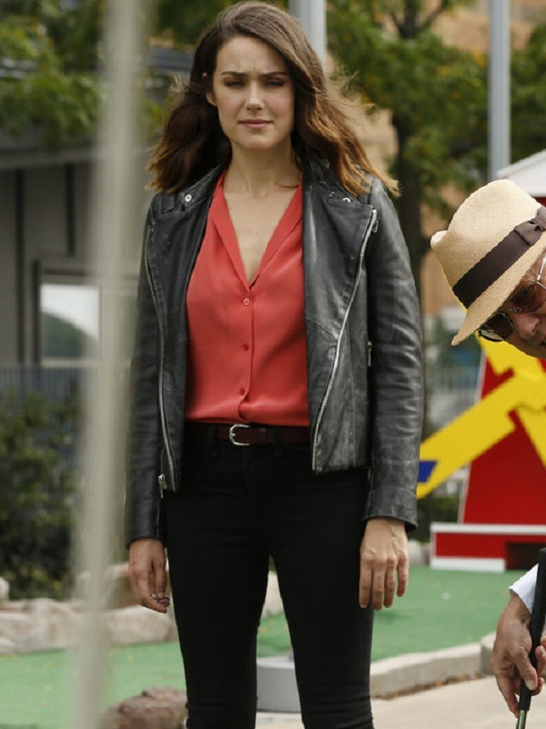 The Blacklist Elizabeth Keen Megan Boone Jacket