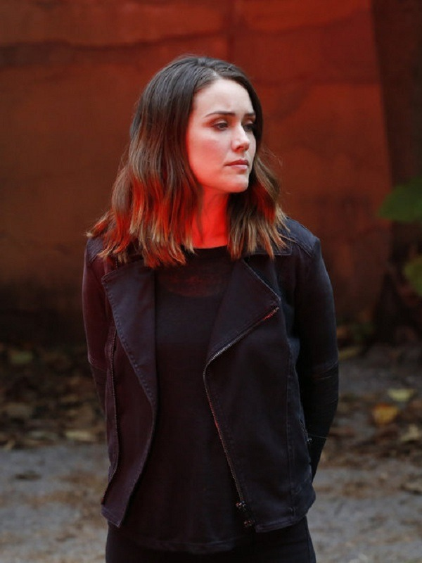 The Blacklist Series Elizabeth Keen Megan Boone Jacket