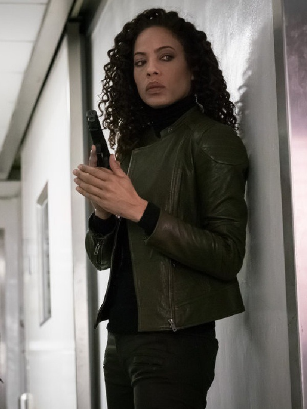 The Blacklist Redemption Nez Rowan Jacket