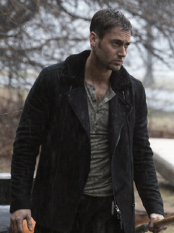 The Blacklist Tom Keen Ryan Eggold Wool Jacket