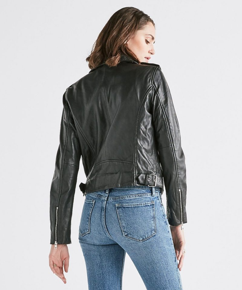 Women's Formal Wear Motorbike Jacket