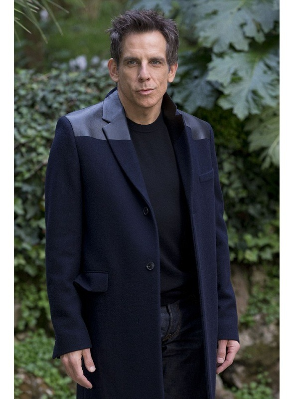 Ben Stiller Elegant Coat