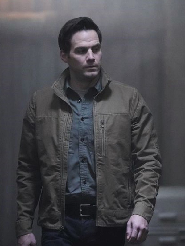 Agents of SHIELD Agent Thomas Brent Bailey Jacket