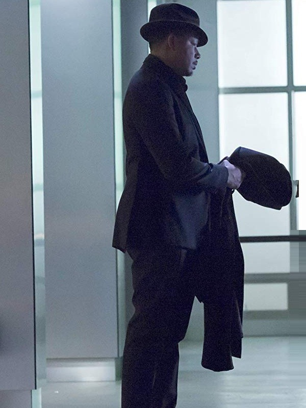 Empire Lucious Lyon Terrence Howard Coat