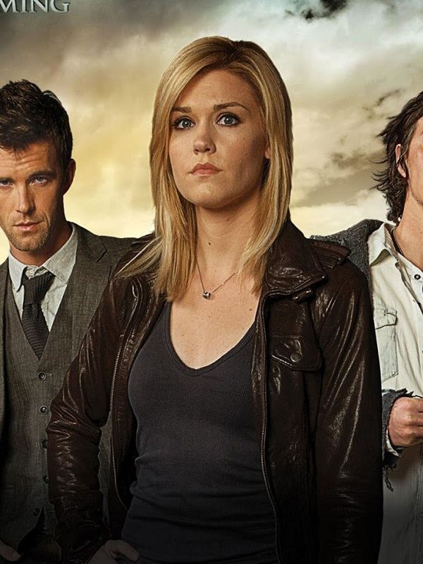 Emily Rose Leather Jacket TV Series