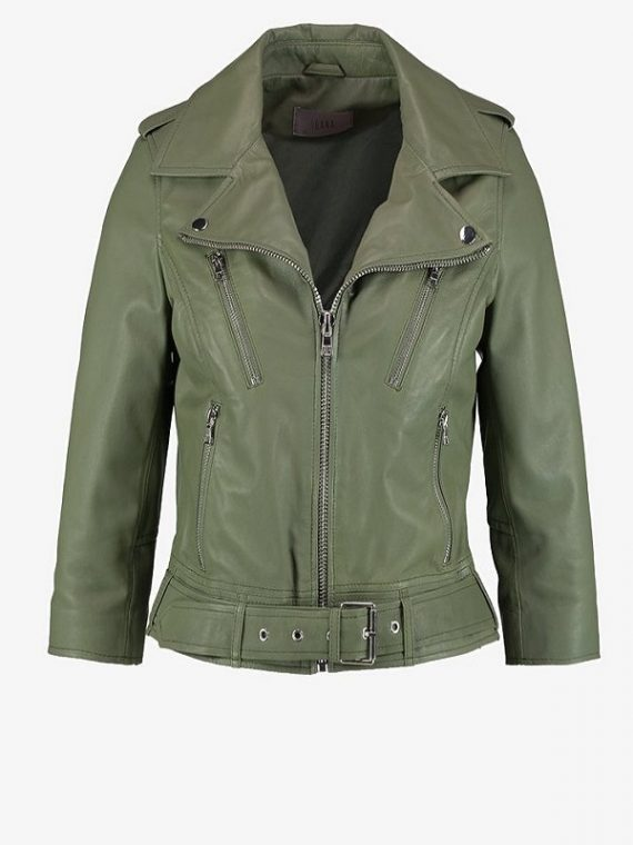 Kate Moss Real Leather Jacket