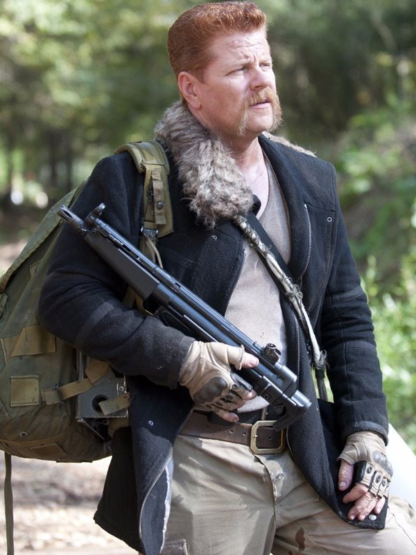 The Walking Dead Abraham Ford Jacket,
