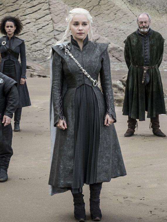 Game of Thrones Daenerys Targaryen Coat
