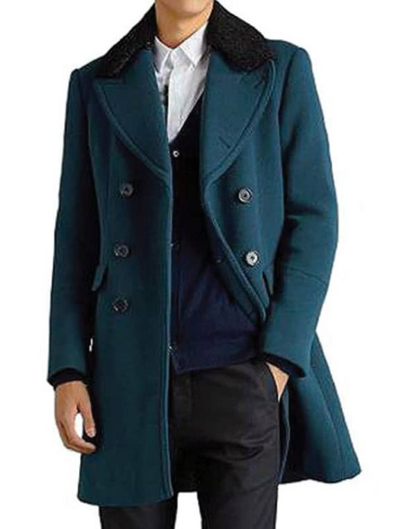 Wool Fabric Dolittle Robert Downey Jr. Trench Coat
